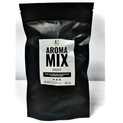 Купить Набор Aroma Mix salt - Cherry 30ml  по заманчивой цене и доставкой по Киеву и Украине.