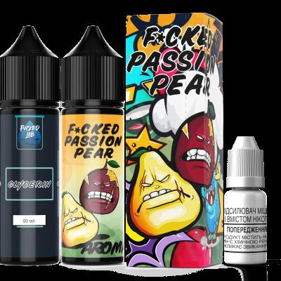 Купить Набор Fucked - Passion Pear 60ml
