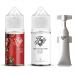 Купить Набор Fluffy puff extra salt - Berry Mix 50mg 30ml  по выгодной цене и доставкой по Киеву и Украине.