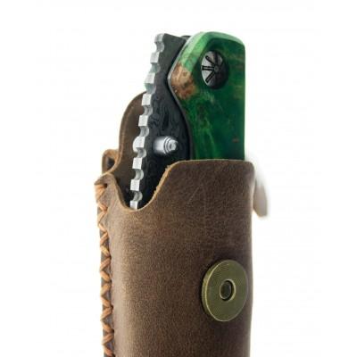 Купить Ножик Asmodus Knife Green  по демократичной цене и доставкой по Киеву и Украине.