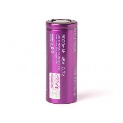 Купить высокотоковый Аккумулятор Efest 26650