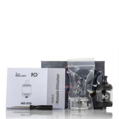 Купить Атомайзер Hellvape MD MTL RTA 24mm Black