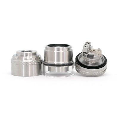 Купить Атомайзер Vandy Vape Berserk V2 RTA MTL 24mm Silver