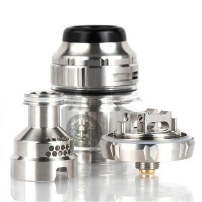 Купить Атомайзер GeekVape Zeus X RTA 24mm Silver