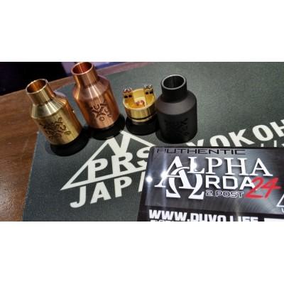Дрипка Alpha RDA 24mm Copper