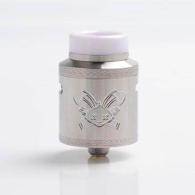 Дрипка HellVape Dead Rabbit v2 RDA 24mm Silver