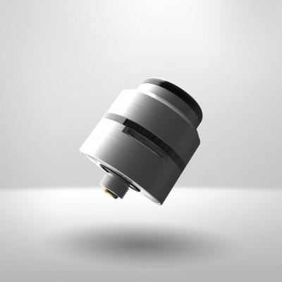 Дрипка DISTRICT F5VE CSMNT LayerCake RDA 24mm Silver