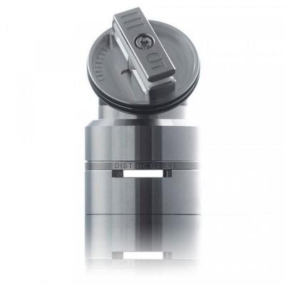 Купить Дрипка District F5VE CSMNT LayerCake RDA 24mm Silver