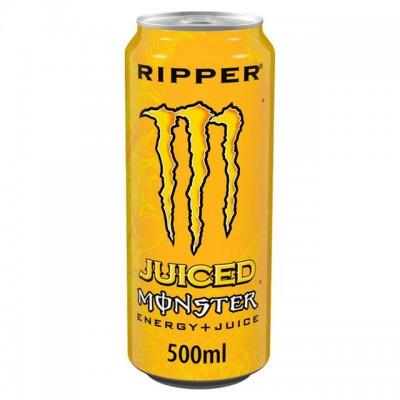 Енергетик Monster Energy Ripper 500 ml EU
