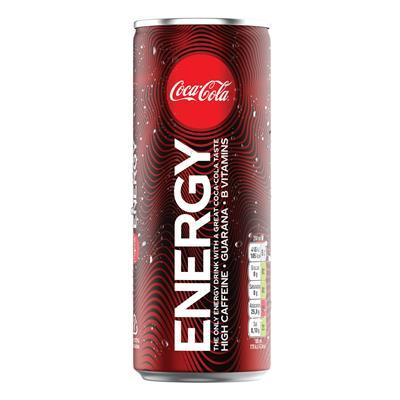Купить Енергетик Cola Energy 250ml UA