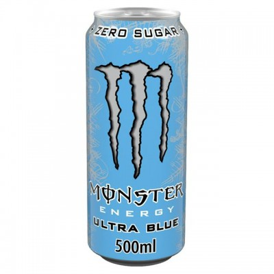 Енергетик Monster Energy Ultra Blue 500 ml EU