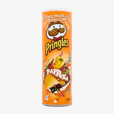 Чипсы Pringles - Paprika 165g EU