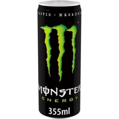 Купить Енергетик Monster Energy 330ml UA