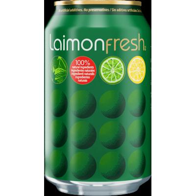 Купить Сладкая вода Laimon Fresh 330ml EU