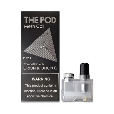 Купить Картридж THE POD ORION POD 0.3 / 0.8 Om 2 ml