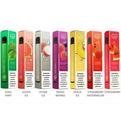 Одноразовая электронная сигарета PUFF Plus 800 Puff