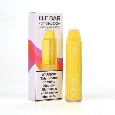 Купить Одноразовая электронная сигарета Elf BAR 2500 Puff 5%