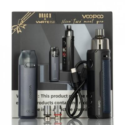 Купить Комплект Voopoo Drag X + V.THRU PRO POD