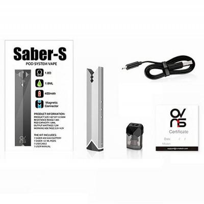 Купить Стартовый набор OVNS Saber S POD 420 mAh