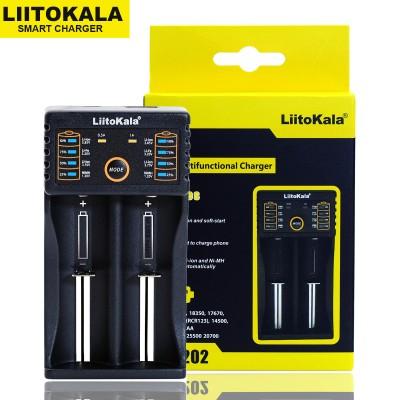 Купить высокотоковый Зарядное устройство Liito Kala lii202