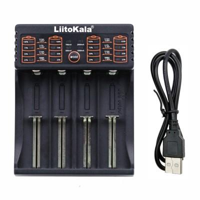 Купить высокотоковый Зарядное устройство Liito Kala lii402