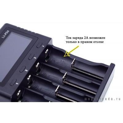 Купить высокотоковый Зарядное устройство Liito Kala LP4