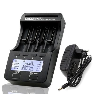 Купить высокотоковый Зарядное устройство Liito Kala lii500