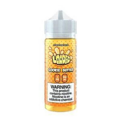 Жидкость Loaded - Coookie Butter 120 ml