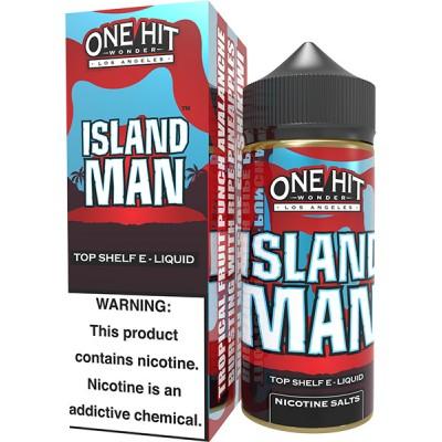 Купить Жидкость One Hit Wonder - Island Man 100ml