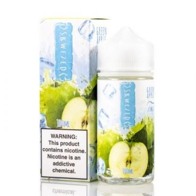 Купить Жидкость Skwezed - Green Apple Ice 100ml