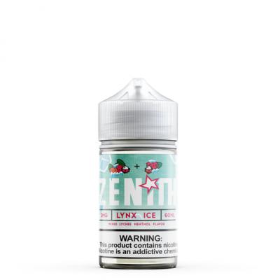 Жидкость Zenith - Lynx Ice 60ml