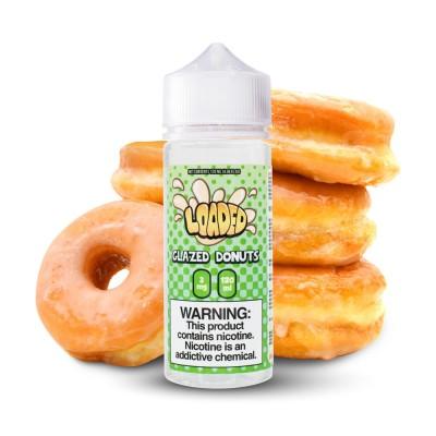 Купить Жидкость Loaded - Glazed Donuts 120 ml