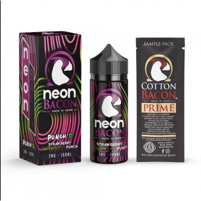 Купить Жидкость Neon Bacon - Punch'd 100ml