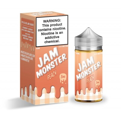 Жидкость Jam Monster - Peach 100ml