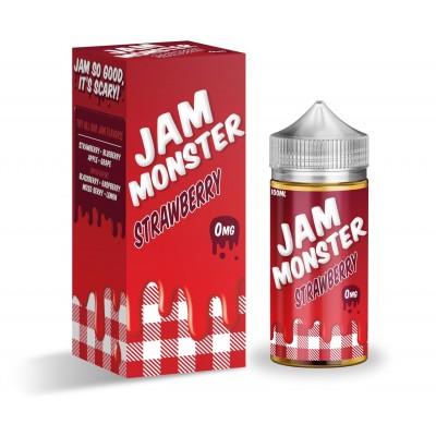 Купить Жидкость Jam Monster - Strawberry 100ml