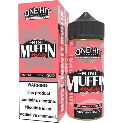 Жидкость One Hit Wonder - mini Maffin Man 100ml
