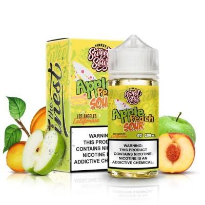 Жидкость Finest - S&S Apple Peach Sour 100ml