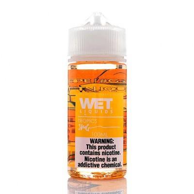 Жидкость WET - Tropic 100ml