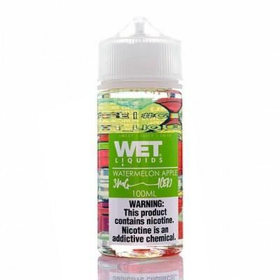 Купить Жидкость WET - Watermelon Apple Iced 100ml