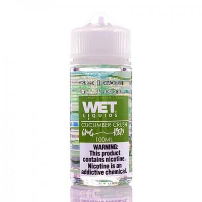 Жидкость WET - Cucumber Crush Iced 100ml