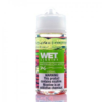 Жидкость WET - Watermelon Apple 100ml