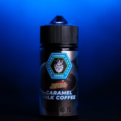 Жидкость Flamingo - Caramel Milk Coffee 100ml