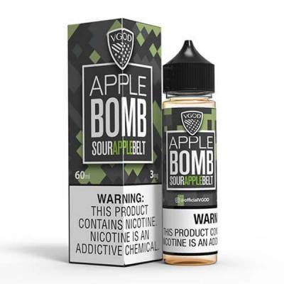 Купить Жидкость VGOD - Apple Bomb 60 ml
