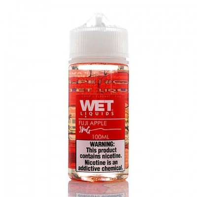 Жидкость WET - Fuji Apple 100ml