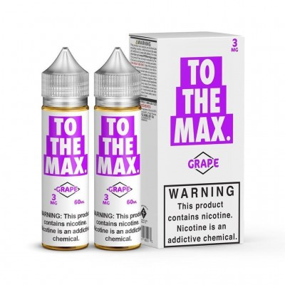 Жидкость To The Max - Grape 60ml