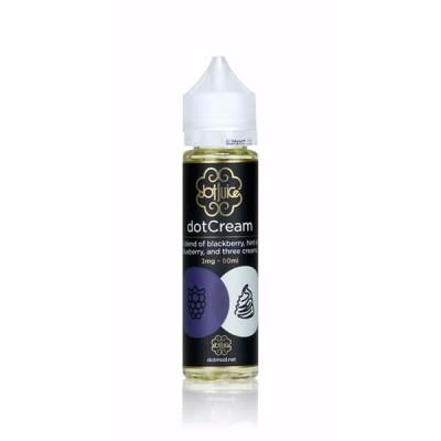 Жидкость  dotJuice - Blackberry Cream 60ml