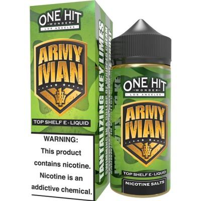 Жидкость One Hit Wonder - Army Man 100ml