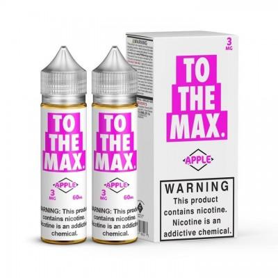 Жидкость To The Max - Apple 60ml