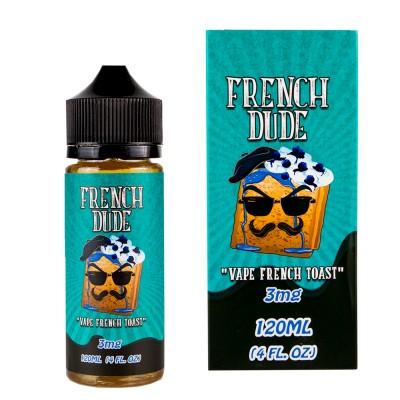 Купить Жидкость French DUDE  - Classic 120ml
