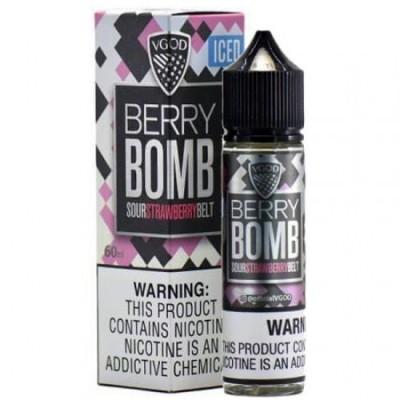 Жидкость VGOD - Berry Bomb Iced 60 ml
